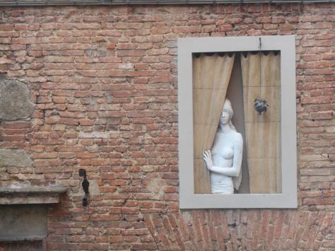A beauty in Siena