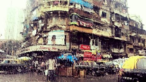 Another rainy day in Mumbai